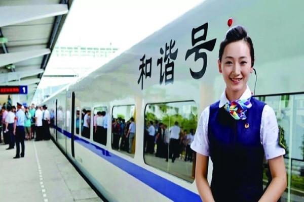 甘肃高铁中专学校高铁乘务专业及就业前景