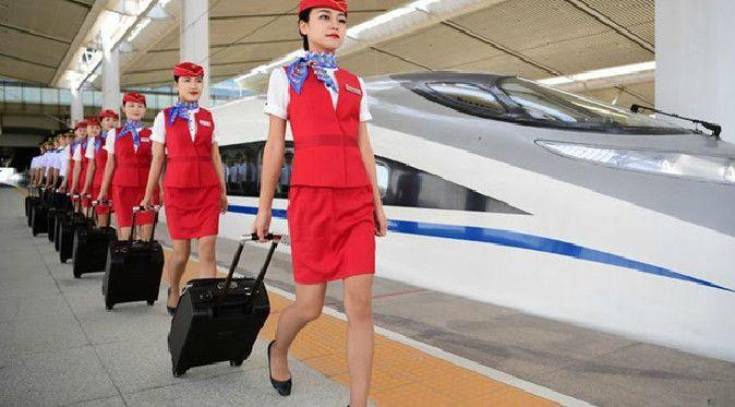 甘肃高铁学校高铁乘务专业的招生条件是?